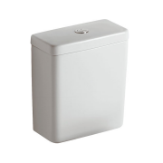Ideal Standard Connect Spülkasten Cube 6 l zu WC-Kombination, weiß