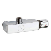 "Grohe AP-Thermostat Automatic 2000 Compact 3/4"" für Mehrzweckanwendung"