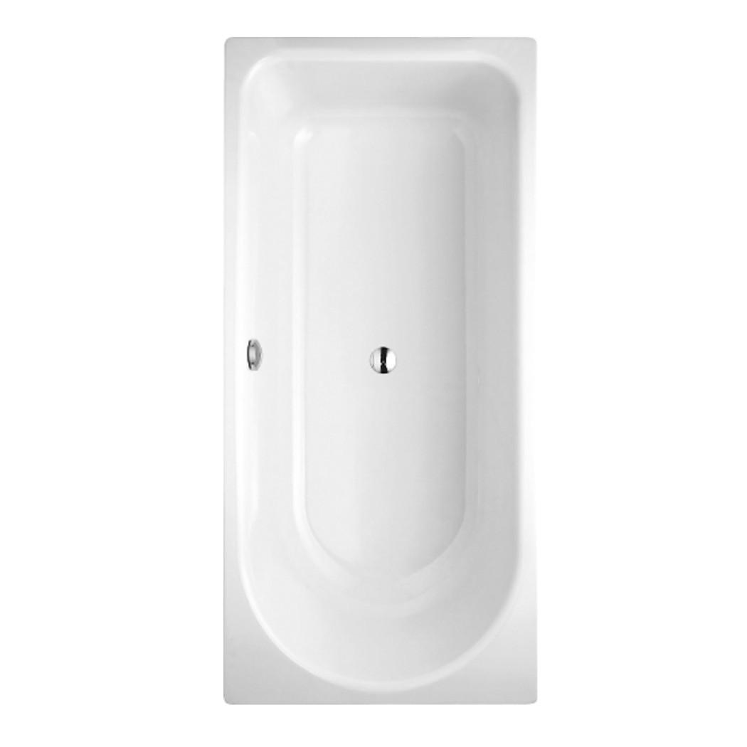 Bette Badewanne Mit Duschbereich : Bette Badewanne Betteocean mit Überlauf, Stahl, weiß
