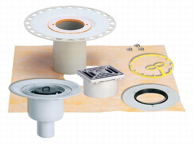 bodenablauf d nnbett dallmer 40 ve nennweite dn 50 mit aufsatz ve 10. Black Bedroom Furniture Sets. Home Design Ideas
