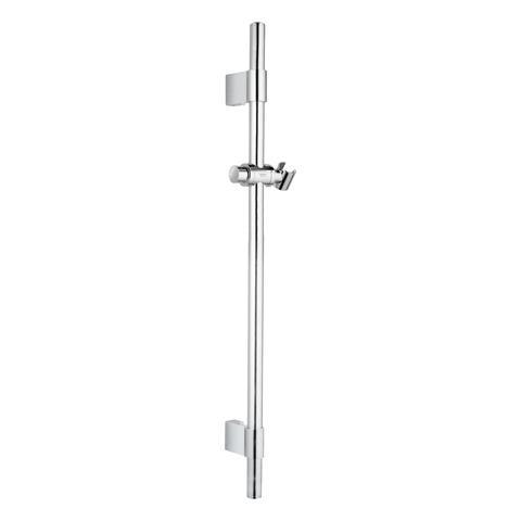 brausestange relexa grohe 60 cm wandhalter gleiter metall verchromt. Black Bedroom Furniture Sets. Home Design Ideas