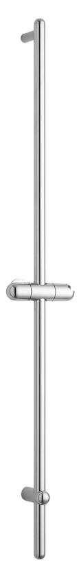 brausestange rondo twist nikles 90 cm d 24 mm verstellbarer halter unten verchromt. Black Bedroom Furniture Sets. Home Design Ideas