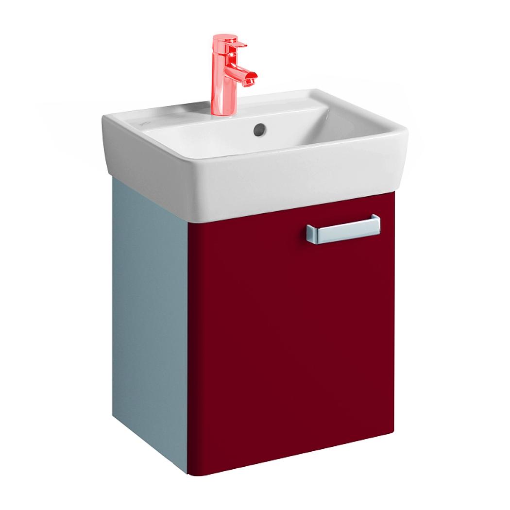 keramag renova nr 1 plan handwaschbecken wei. Black Bedroom Furniture Sets. Home Design Ideas