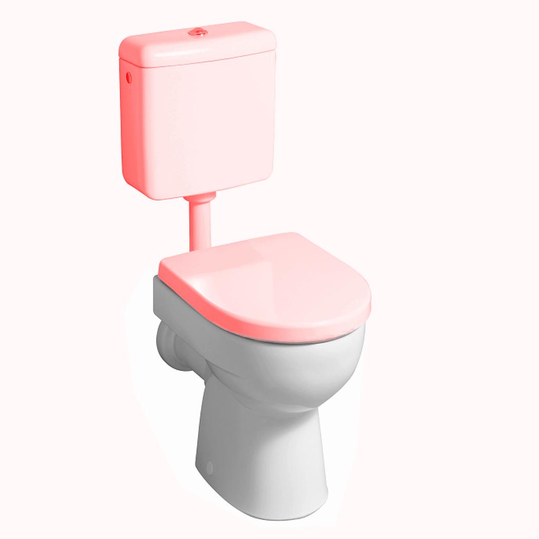 Keramag Renova Nr.1 Wand-Tiefspül-WC 4,5/6 l, weiß, ohne Sitz (ohne KeraTect, mit Spülrand) RENOWWCN