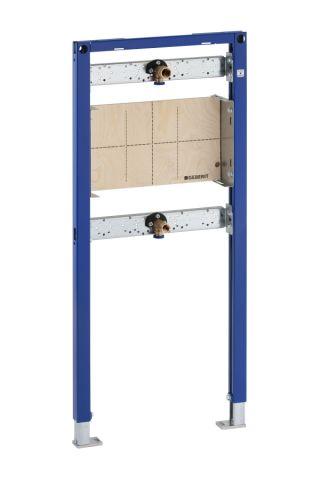 montageelement duofix geberit fr dusch badewanne fr unterputz armaturen bauhhe 1120 mm - Dusche Unterputz Armatur Hohe