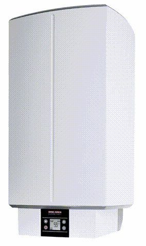 speicher stiebel shz 80 lcd neu electronic comfort weiss. Black Bedroom Furniture Sets. Home Design Ideas