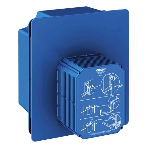 unterputz urinal drucksp ler rapido u grohe dn15 ohne abdeckplatte manuell 6 v 230 v. Black Bedroom Furniture Sets. Home Design Ideas