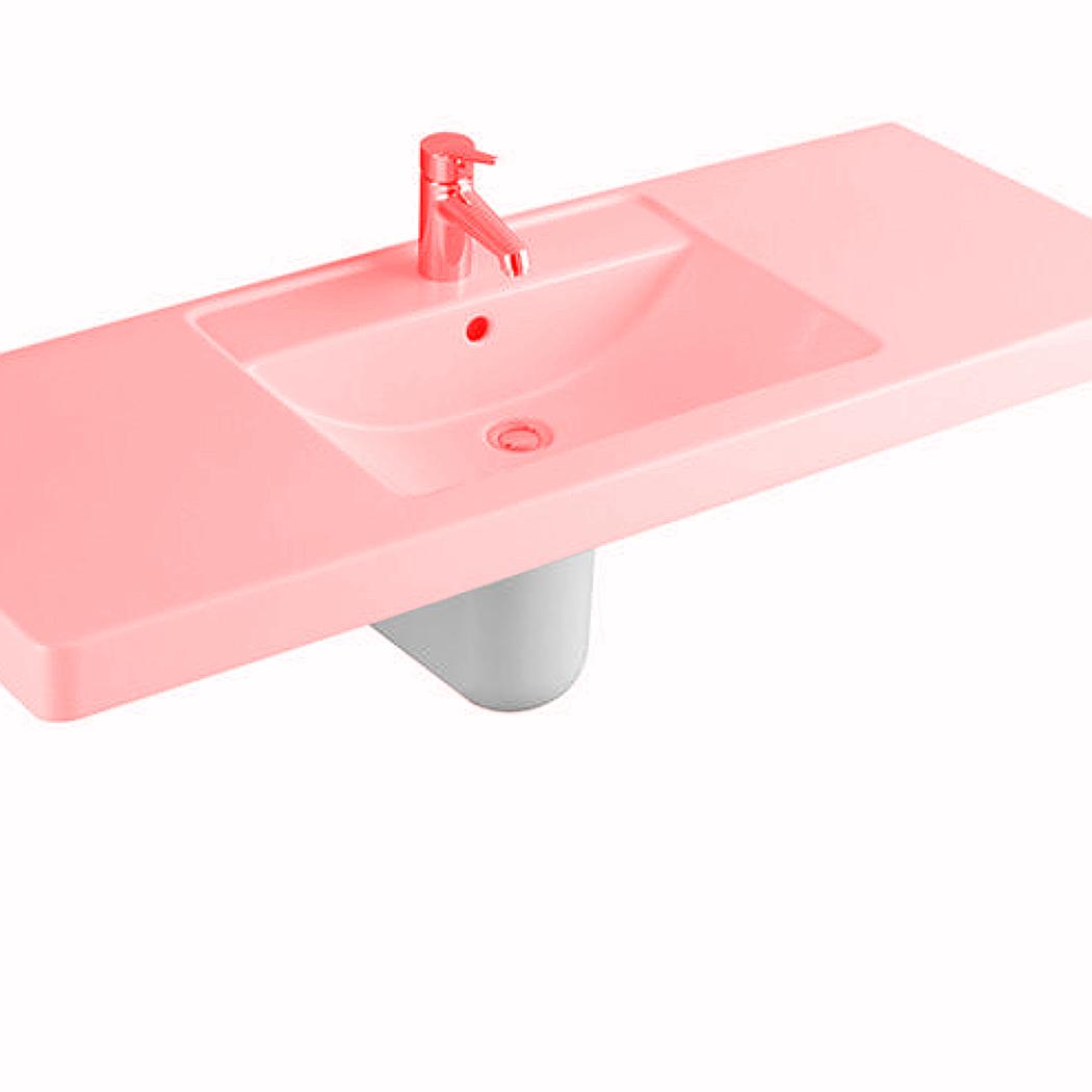 villeroy boch subway 2 0 halbs ule zu rundem waschtisch wei. Black Bedroom Furniture Sets. Home Design Ideas