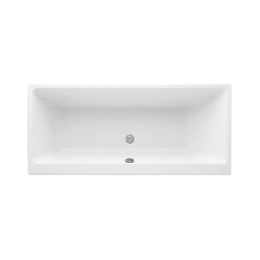 Villeroy + Boch Badewanne Subway aus Acryl, weiß