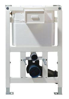 wc element conel vis f r trockenbau mit unterputz sp lkasten 9 l. Black Bedroom Furniture Sets. Home Design Ideas