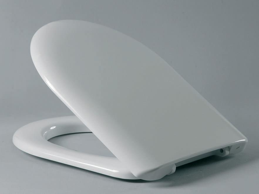 wc sitz stream haro mit deckel zu renova nr 1 neu mit. Black Bedroom Furniture Sets. Home Design Ideas